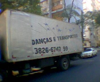 Danças e Transportes