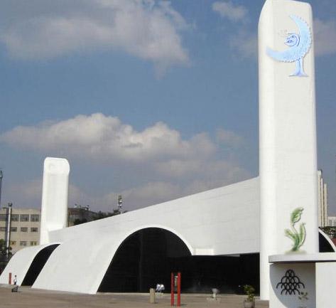 Niemeyer Grafitado