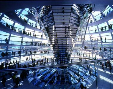 Norman Foster, Reichstag