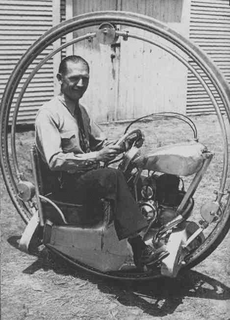 Monociclo do século XX