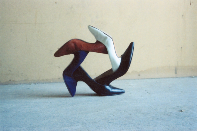circulo de sapatos femininos