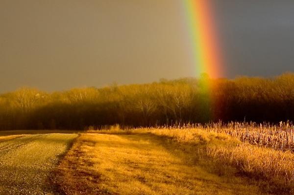 um arco-�ris