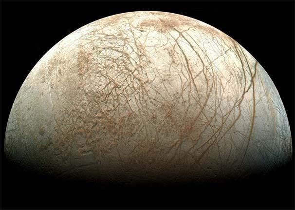 europa lua de júpiter