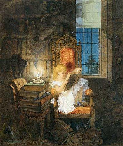 osilenciodoslivros.blogspot.com_Adelaide Claxton [ Wonderland ] 1860