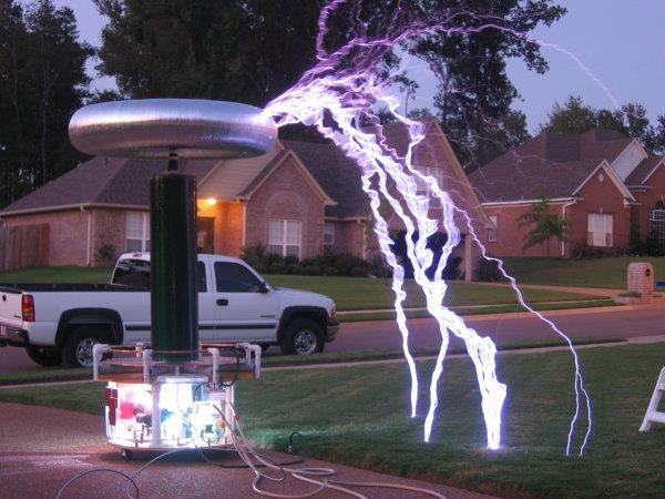 Home Tesla Coil
